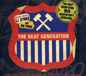 Beat Generation 10th Anniversary Collection