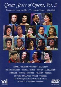 Great Stars of the Opera from Bell Telephone HR 3