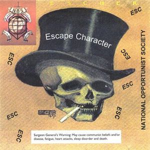 Escapecharacter