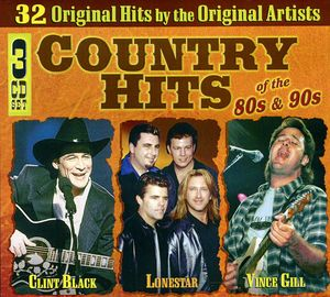 Country Hits of the 80s & 90s /  Various