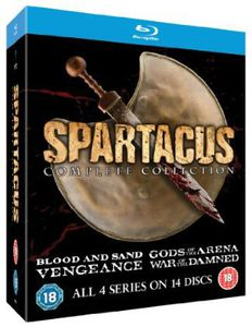 Spartacus: Complete Collection