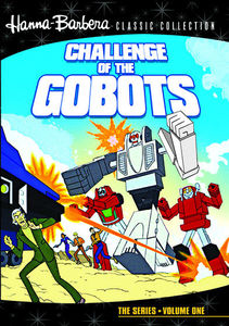 Challenge of the Gobots: The Series 1