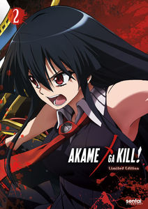 Akame Ga Kill 2 (Premium Box Set)