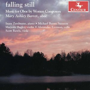 Falling Still: Music for Oboe By Women Composers