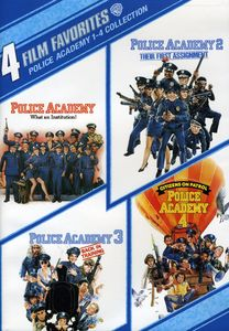 Police Academy: 4 Film Favorites