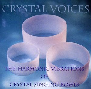 Crystal Voices: Harmonic Vibrations of Crystal