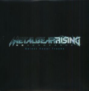 Metal Gear Rising: Revengeance /  O.S.T.