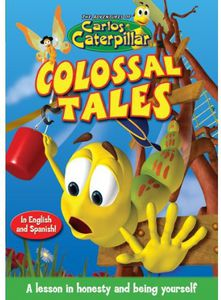 Carlos Caterpillar 1: Colossal Tales