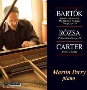 Martin Perry Plays