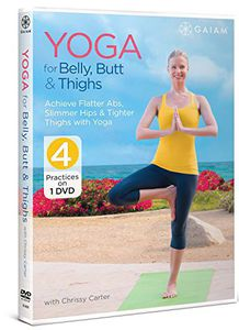 Yoga for Belly Butt & Thighs with Chrissy Carter