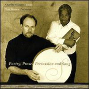 Poetry Prose Percussion & Song