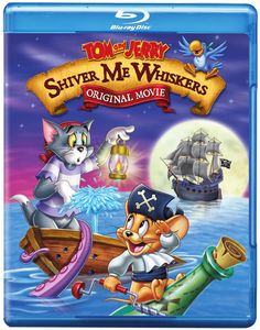 Tom & Jerry: Shiver Me Whiskers
