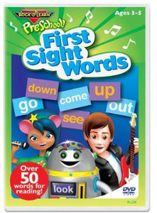 Rock N Learn: First Sight Words