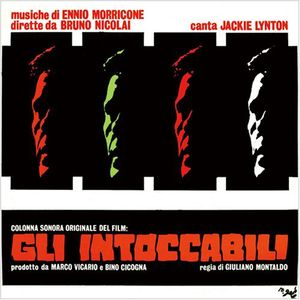 Gli Intoccabili (Original Soundtrack) [Import]