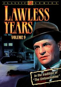 Lawless Years 9: 4 Episode Collection