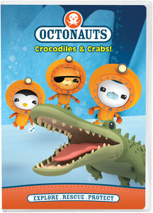 Octonauts: Crocodiles & Crabs