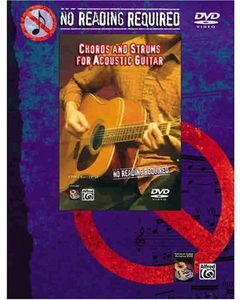 No Reading Required: Chords & Strums for Acoustic