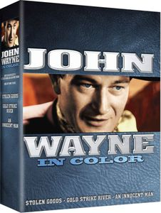 John Wayne in Color Giftset