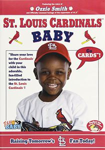 St Louis Cardinals Baby & Yadier Molina Topps Baby