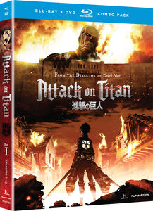 Attack on Titan - Part 1