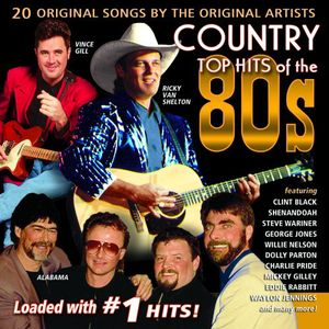 Country Top Hits of the 80's /  Various