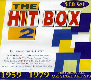 Hit Box 2: 1959-1979 /  Various