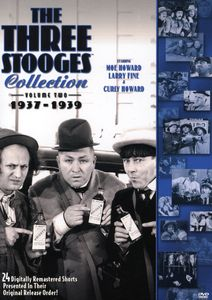 Three Stooges Collection 2: 1937-1939