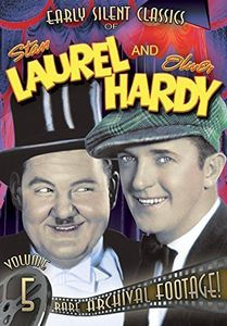 Laurel & Hardy: Early Silent Classics 5