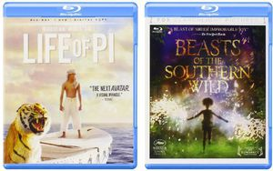 Beast of the Southern Wild /  Life of Pi