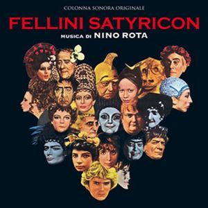 Satyricon /  Roma Fellini (Original Soundtrack) [Import]