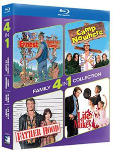Family 4-Pack: Ernest Goes to Camp /  Camp Nowhere