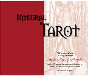 Integral Tarot CD Treasure Chest