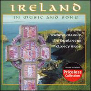 Ireland in Music & Song /  Various