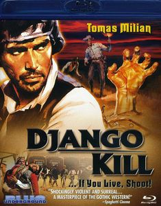 Django Kill If You Live Shoot