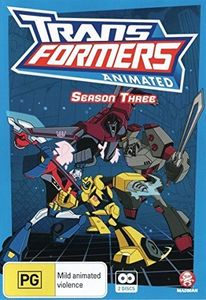 Transformers: Animated-Season 3
