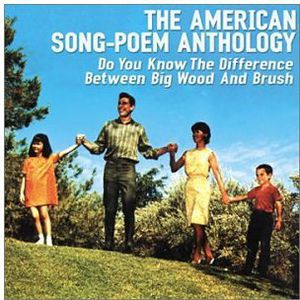 American Song-Poem Anthology /  Various