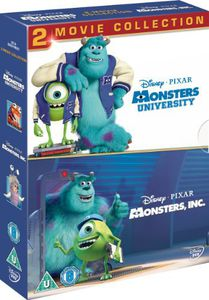 Monsters University /  Monsters Inc