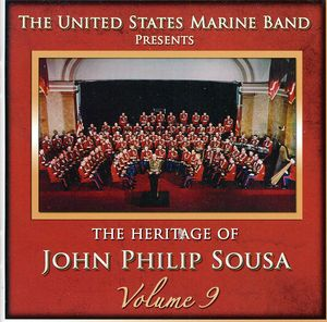 Heritage of John Philip Sousa 9