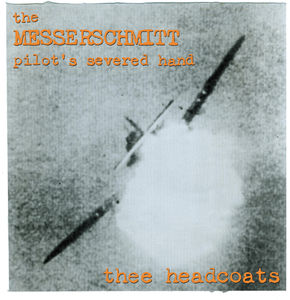 Messerschmitt Pilot's Severed Hand