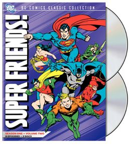 Superfriends: Season One V.2 (1973-1974)
