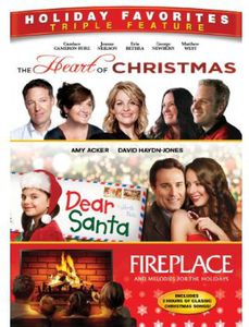 Heart of Christmas /  Dear Santa /  Fireplace