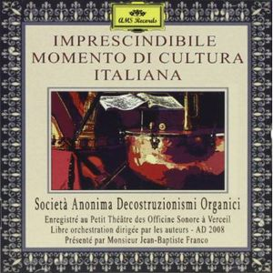 Imprescindibile Momento [Import]