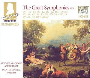 Great Symphonies 1