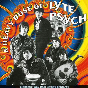 Heavy Dose of Lyte Psych /  Various