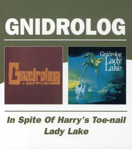 In Spite of Harry's Toe-Nail /  Lady Lake [Import]