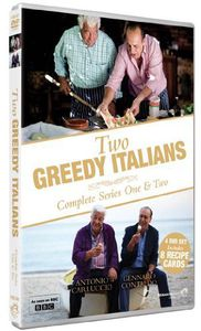 Two Greedy Italians-Series 1 & 2 (BBC)