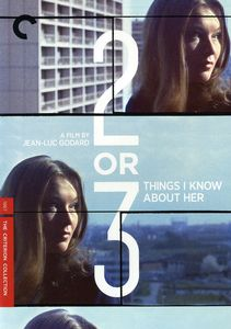 Two or Three Things I Know About Her (Criterion Collection)
