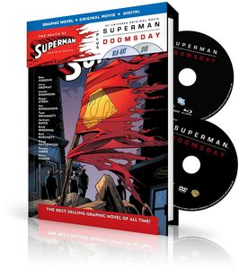 Superman Doomsday /  Death of Superman Graphic Novel