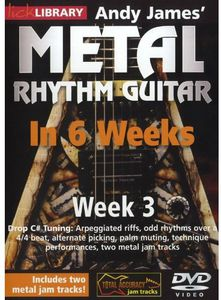 Methal Rhythm Guitar in 6 Weeks 3