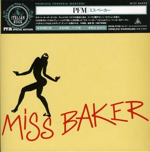 Miss Baker [Import]
